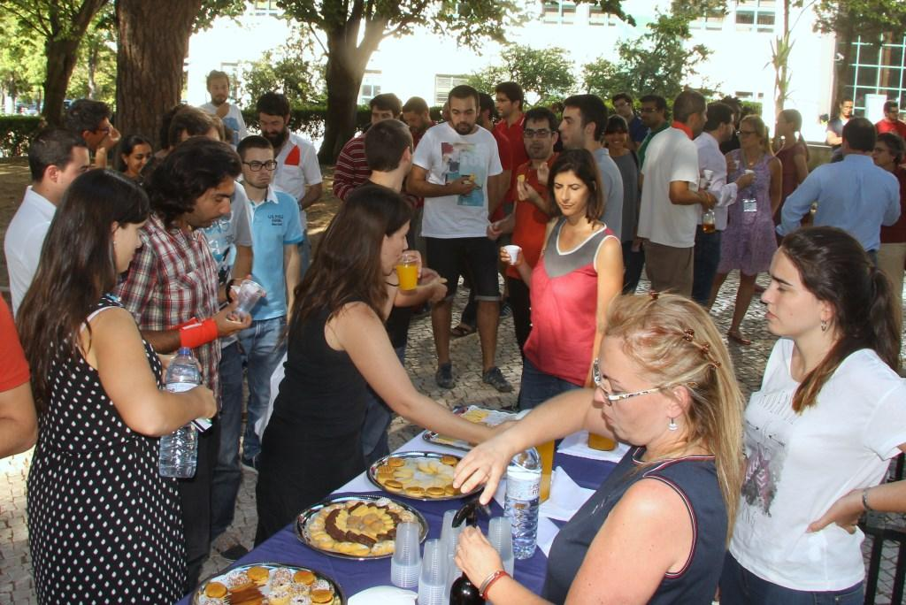 ISR Lisboa 2016 Summer Solstice Celebration