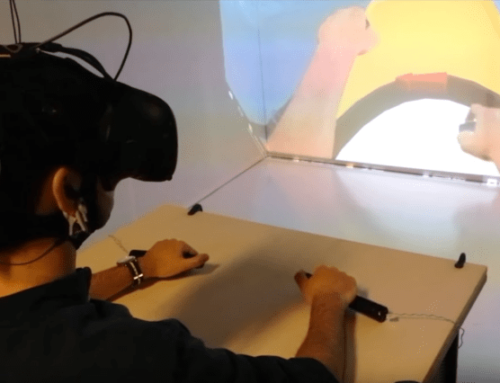 Using virtual reality to learn about the brain and for patient rehabilitation